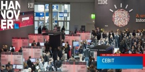 Cebit 2015 - Startup Rallye bei IBM