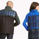Solar-Strom unterwegs – Hightech-Jacke von Tommy Hilfiger speist Smartphone und Laptop