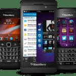 Blackberry läutet die Trendwende ein