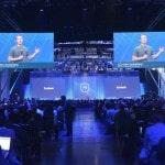 Facebook-Entwicklerkonferenz F8 – virtuelle Realität