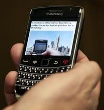 Blackberry Problems
