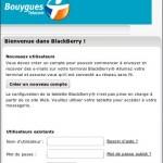 Blackberry Internetservice 4.1 in Deutschland zu haben