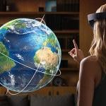 """HoloLens – Die """"Augmented Reality""""-Brille von Microsoft"""